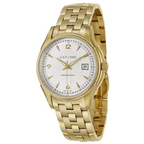 ハミルトン ジャズマスター ビューマチック メンズ 腕時計 Hamilton Jazzmaster Viewmatic Men's Automatic Watch H32535155 ハミルトン ジャズマスター ビューマチック メンズ 腕時計 Hamilton Jazzmaster Viewmatic Men's Automatic Watch H32535155