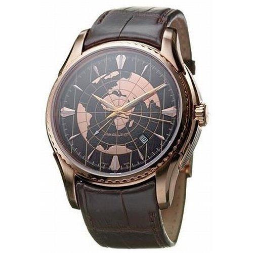 ハミルトン メンズ 腕時計 Hamilton Men's H34645591 Aquariva GMT Brown Stainless Steel Watch ハミルトン メンズ 腕時計 Hamilton Men's H34645591 Aquariva GMT Brown Stainless Steel Watch