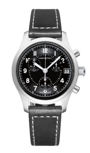 ハミルトン カーキ メンズ 腕時計 Hamilton Khaki Chrono Men's Quartz Watch H68582733 ハミルトン カーキ メンズ 腕時計 Hamilton Khaki Chrono Men's Quartz Watch H68582733