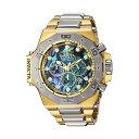 インビクタ 腕時計 INVICTA インヴィクタ 時計 アクラ Invicta Men's 'Akula' Quartz Gold and Stainless Steel Casual Watch, Color:T..