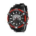 едеєе╙епе┐ INVICTA едеєеЇегепе┐ ╧╙╗■╖╫ ежейе├е┴ Star Wars 27203 е╣е┐б╝ежейб╝е║ еледеэеьеє есеєе║ ├╦└н═╤ Invicta Men's Star Wars Stainless Steel Quartz Watch with Silicone Strap, Black, 26 (Model: 27203)