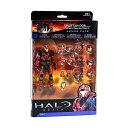 マクファーレン トイズ ヘイロー アクション フィギュア ダイキャスト Halo Reach Series 5 Spartan CQB Custom and Rust Armor Set