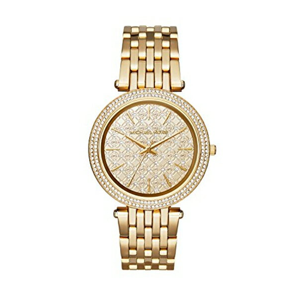 マイケルコース ベスタル Michael Kors JC Toys レディース オリエント 腕時計 時計 Michael Kors MK3398 Ladies Darci Gold Plated Watch:i-selection マイケルコース Michael Kors レディース 腕時計 時計