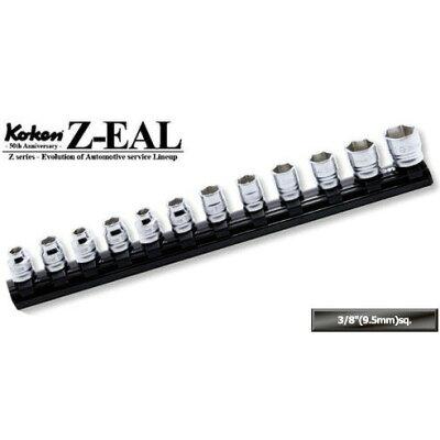 "4991644219421_Ko-ken_RS3400MZ/12_Z-EAL_3/8""(9.5mm)����_ϻ�ѥ����å�_�졼�륻�å�_12����"