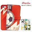ショッピングサッカー 手帳型 スマホケース サッカー ワールドカップ 全機種対応 メール便 送料無料 サムライ ジャパン ゴール スポーツ iPhone6s iPod touch6 Disney Mobile Nexus 6