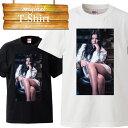 Tシャツ T-shirt ティーシャツ 半袖 大きいサイズあり big size ビックサイズ カジュアル 女性 sexy セクシー 美女 ビッチ bitch 外人 ..