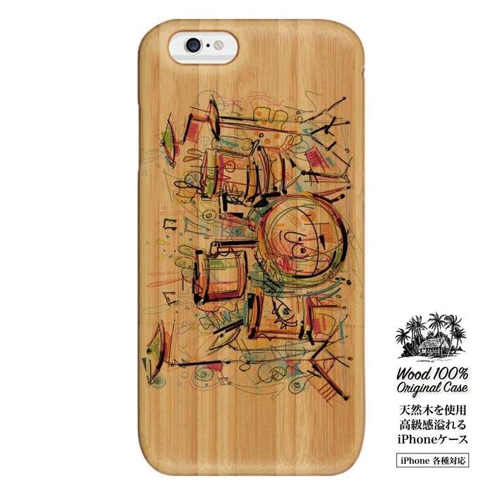 ウッド素材ウッドタイプスマホケース携帯ケーススマホカバーウッドケース木木目天然木素材人気WOODCA