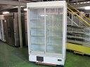 【中古】【ダイワ】 リーチイン冷蔵ショーケース 453AUJ◎ 2011年製 三相200V 50/60Hz共用 ヤマチュー6ヶ月保証