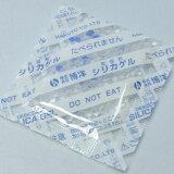 乾燥剤 シリカゲル S-3-S(3g×500個) [5.5cm×5cm] 食品用 業務用【本州/四国/九州は】