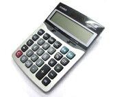 電卓 12桁 カシオ 特大表示 DF-120VB-N デスクサイズ