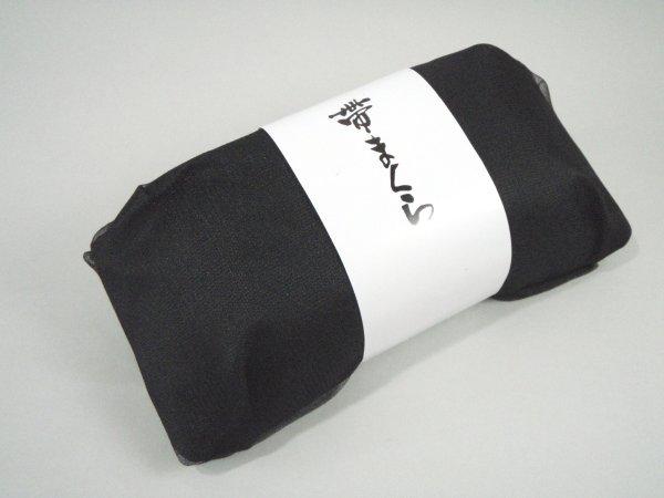 着付小物 帯枕喪服用黒ガーゼ付き ガーゼが付いて着付が楽 お葬式用和装小物