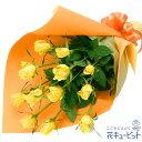 花キューピット【誕生日バラ】ya0b-116011黄色バラの花束【あす楽対応_北海道】【あす楽対応_東北】【あす楽対応_関東】