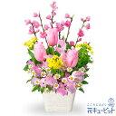 花キューピット【ひな祭り】pn00-511226ひなまつりアレンジメント
