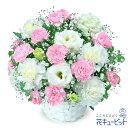 花キューピットお供えのアレンジメントng01-511973 仏花 供花 法要 枕花