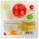 こんにゃく粉配合杏仁豆腐 フルーツ入り1ケース(12パック入り)