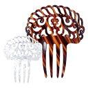 【ペイネタ&イヤリング★セットで¥3,000】ペイネタ CPP920251≪約14cm/全2色≫【フラメンコ用品】髪飾り 櫛