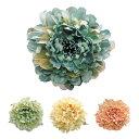 造花 ASA2104【全4色】【フラメンコ用品】コサージュ 髪飾り フローレス 薔薇