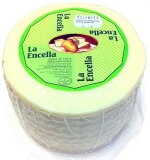 西班牙奶酪★kesodekabura约1kg。是山羊奶的奶酪。[スペインチーズ★ケソデカブラ約1kg。山羊乳のチーズです。]