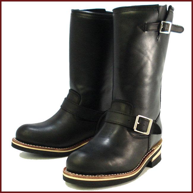 エンジニアブーツ レディース God&Bless 本革 レザー エンジニアブーツ 9810 送料無料 エンジニアブーツ レディース 靴 メンズ 本革 レザー エンジニアブーツ