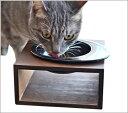 iDog Living発♪オシャレなフードボウルスタンドワンちゃん・ネコちゃんの毎日の食事をもっと快適に!チワワ・Mダックス等の小型犬や猫ちゃんに。iDog Living/【Keatキート】スクエア1*Sサイズ※フードボウル別売【猫用品・ペット用品・ペットグッズ/食器・給水器・給餌器・食器台・テーブル/犬の服iDog・猫の首輪iCat】