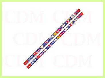 △プリティーリズム 赤鉛筆(2本組) 【楽ギフ_名入れ】