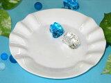 ヒラヒラがステキなデザイン!リプレット 小皿1枚