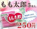 新潟限定!かき氷バー もも太郎【5本入】