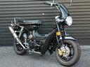 125ccバイククラッチ付4速二輪 キット商品 西濃運輸デポ止発送 空冷4ストローク 単気筒エンジン新車HL125C