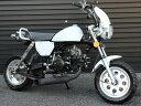 125ccバイククラッチ付4速二輪整備済車両 空冷4ストローク 単気筒エンジン新車HL125M