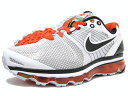 【送料無料】【40%OFF】【EX】【送料無料】NIKE(ナイキ) AIR MAX+ 2010 White/Black-Orange EX