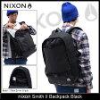 ニクソン nixon リュック スミス 2 バックパック ブラック(nixon Smith II Backpack Black Bag バッグ Daypack デイパック 普段使い 通勤 通学 旅行 メンズ レディース ユニセックス 男女兼用 NC1954000) ice filed icefield