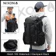 ニクソン nixon リュック 16S ウォーターロック 2 バックパック ブラック(nixon 16S Waterlock II Backpack Black Bag バッグ Daypack デイパック 普段使い 通勤 通学 旅行 メンズ レディース ユニセックス 男女兼用 NC1952000-16S) ice filed icefield 05P03Dec16