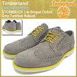 ティンバーランド Timberland アースキーパーズ ストームバック ライト ブローグ オックスフォード グレー タンブルド ヌバック(timberland 5121A EARTHKEEPERS STORMBUCK Lite Brogue Oxford Boot BOOT BOOTS メンズ・靴 MENS ティンバ-ランド ティンバ−ランド)