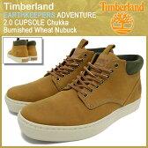 ティンバーランド Timberland チャッカブーツ メンズ アースキーパーズ アドベンチャー 2.0 カップソール チャッカ バーニッシュド ウィートヌバック(5344R EARTHKEEPERS ADVENTURE 2.0 Chukka Burnished Wheat Nubuck ミッドカット メンズ靴 シューズ SHOES)