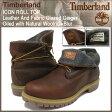 ティンバーランド Timberland ブーツ アイコン ロールトップ レザー アンド ファブリック グレイズド ジンジャー オイルド ウィズ ナチュラル ウールリッチ ブラー(6831A ICON ROLL TOP Boot BOOT BOOTS メンズ・靴 MENS ティンバ-ランド ティンバ−ランド)