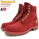 ティンバーランド Timberland ブーツ メンズ アイコン 6インチ プレミアム 40th ルビー ウォーターバック(timberland A1JLT ICON 6inch Premium Boot 40th Ruby Waterbuck バレンタイン Valentine 限定 防水 シックスインチ 男性 紳士用 MENS・靴 メンズ靴)