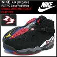 ナイキ NIKE スニーカー エア ジョーダン 8 レトロ Black/Red/White メンズ(男性用) (nike AIR JORDAN 8 RETRO BRAND JORDAN LEGACY PLAY OFF Sneaker sneaker SNEAKER MENS・靴 シューズ SHOES スニーカ 305381-061) ice filed icefield