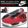 ナイキ NIKE スニーカー エア ジョーダン 4 レトロ Fire Red/White/Black/Cement Grey メンズ(男性用) (nike AIR JORDAN 4 RETRO BRAND JORDAN LEGACY Sneaker sneaker SNEAKER MENS・靴 シューズ SHOES スニーカ 308497-603) ice filed icefield