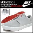 ナイキ NIKE スニーカー ジョーダン V.5 グロウン ロー Wolf Grey/Gym Red/White メンズ(男性用) (nike JORDAN V.5 GROWN LOW BRAND JORDAN Sneaker sneaker SNEAKER MENS・靴 シューズ SHOES スニーカ 428902-012)