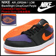 ナイキ NIKE スニーカー エア ジョーダン 1 ロー Black/Bright Citrus/Court Purple 日本未発売 メンズ(男性用) (nike AIR JORDAN 1 LOW Formidable Foes Pack Sneaker sneaker SNEAKER MENS・靴 シューズ SHOES スニーカ 553558-038) ice filed icefield