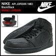 ナイキ NIKE スニーカー エア ジョーダン 1 ミッド Black/Black メンズ(男性用) (nike NIKE AIR JORDAN 1 MID BRAND JORDAN Sneaker sneaker SNEAKER MENS・靴 シューズ SHOES スニーカ 554724-010) ice filed icefield