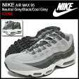 ナイキ NIKE スニーカー エア マックス 95 Neutral Grey/Black/Cool Grey 限定 メンズ(男性用) (nike AIR MAX 95 ICONS Sneaker sneaker SNEAKER MENS・靴 シューズ SHOES スニーカ 609048-085) ice filed icefield