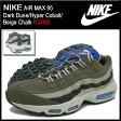 ナイキ NIKE スニーカー エア マックス 95 Dark Dune/Hyper Cobalt/Beige Chalk 限定 メンズ(男性用) (nike AIR MAX 95 ICONS Sneaker sneaker SNEAKER MENS・靴 シューズ SHOES スニーカ 609048-203) ice filed icefield