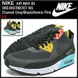 ナイキ NIKE スニーカー エア マックス 90 スニーカーブーツ NS Charred Grey/Black/Atomic Pink 限定 メンズ(男性用) (nike AIR MAX 90 SNEAKERBOOT NS EX Sneaker sneaker SNEAKER MENS・靴 シューズ SHOES スニーカ 616314-001) ice filed icefield