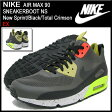 ナイキ NIKE スニーカー エア マックス 90 スニーカーブーツ NS New Sprint/Black/Total Crimson 限定 メンズ(男性用) (nike AIR MAX 90 SNEAKERBOOT NS EX Sneaker sneaker SNEAKER MENS・靴 シューズ SHOES スニーカ 616314-007) ice filed icefield