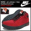 ナイキ NIKE スニーカー エア ジョーダン 1 トレック Red/Black/Anthracite メンズ(男性用) (nike AIR JORDAN 1 TREK BRAND JORDAN Sneaker sneaker SNEAKER MENS・靴 シューズ SHOES スニーカ 616344-601) ice filed icefield