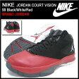 ナイキ NIKE スニーカー ジョーダン コート ビジョン 99 Black/White/Red メンズ(男性用) (nike JORDAN COURT VISION 99 BRAND JORDAN Sneaker sneaker SNEAKER MENS・靴 シューズ SHOES スニーカ 616777-002)
