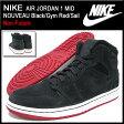 ナイキ NIKE スニーカー エア ジョーダン 1 ミッド ヌーヴォー Black/Gym Red/Sail ノンフューチャー メンズ(男性用) (nike NIKE AIR JORDAN 1 MID NOUVEAU Non-Future Sneaker sneaker SNEAKER MENS・靴 シューズ SHOES スニーカ 629151-001) ice filed icefield