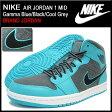 ナイキ NIKE スニーカー エア ジョーダン 1 ミッド Gamma Blue/Black/Cool Grey メンズ(男性用) (nike NIKE AIR JORDAN 1 MID BRAND JORDAN Sneaker sneaker SNEAKER MENS・靴 シューズ SHOES スニーカ 633206-405) ice filed icefield