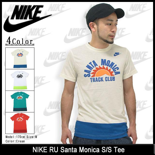 ナイキ NIKE RU サンタモニカ Tシャツ 半袖(nike RU Santa Monica S/S Tee ティーシャツ T-SHIRTS トップス メンズ 男性用 613092)